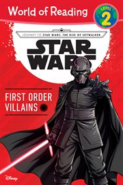 First order villains cover image