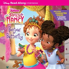 Cover image for Fancy Nancy Read-Along Storybook