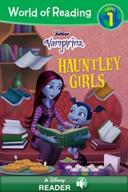 World of Reading:  Hauntley Girls