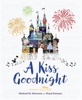 Cover image for A Kiss Goodnight