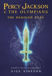 The demigod files cover image