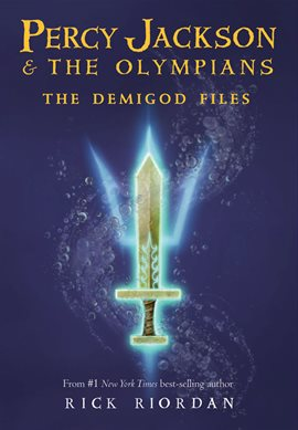 Cover image for Percy Jackson: The Demigod Files