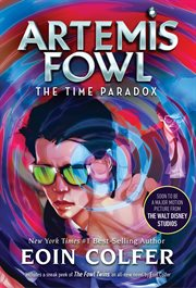Artemis Fowl the time paradox cover image