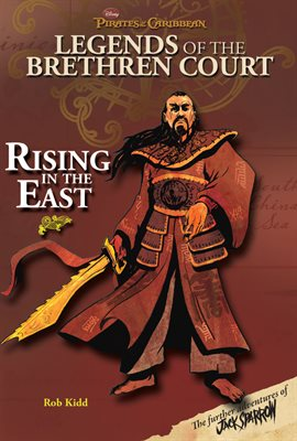 Cover image for Rising In The East