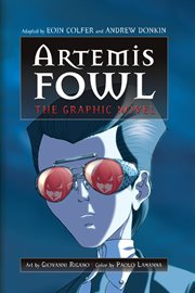 Artemis Fowl : the graphic novel cover image