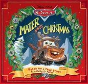 Mater saves Christmas cover image