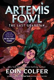 Artemis Fowl. The last guardian cover image