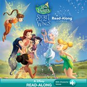 Tinker Bell : the secret of the wings read-along storybook cover image