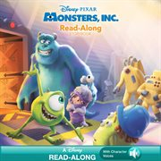 Monsters, Inc. : read-along storybook and CD cover image