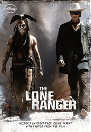 The Lone Ranger cover image