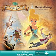 The pirate fairy : read-along storybook cover image