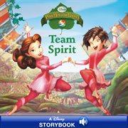 Team Spirit : A Disney Read-Along cover image
