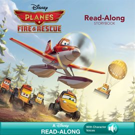 Cover image for Planes: Fire & Rescue