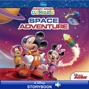 Space adventure : [a Disney read-along] cover image
