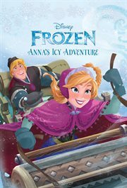 Anna's icy adventure cover image