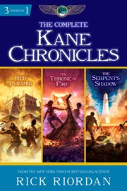 The complete Kane chronicles cover image