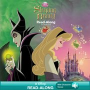 Sleeping beauty : read-along storybook and CD cover image