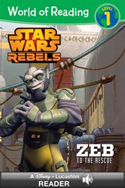 Zeb to the rescue cover image