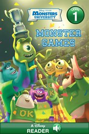Monster games cover image