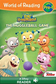 The huggleball game cover image