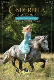Disney Cinderella the junior novel cover image