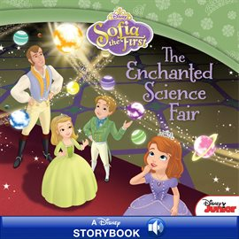Cover image for The Enchanted Science Fair