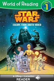 Escape from Darth Vader cover image