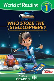 Who stole the Stellosphere? cover image