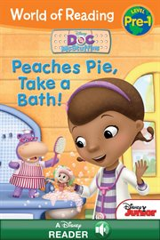 Peaches Pie, take a bath! cover image