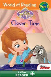 Clover time cover image