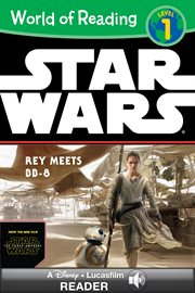 Rey meets BB-8 cover image