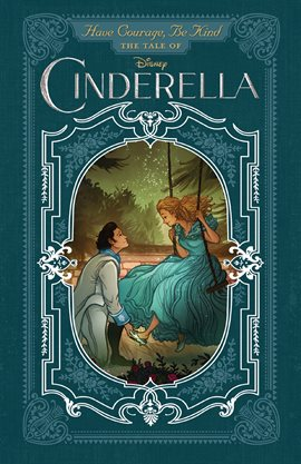 Cover image for Cinderella Deluxe Illustrated Novel