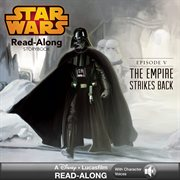 The empire strikes back : read-along storybook and CD cover image