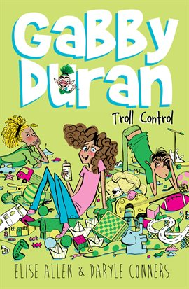 Cover image for Troll Control