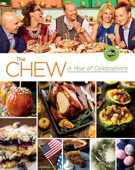 Cover image for The Chew: A Year of Celebrations