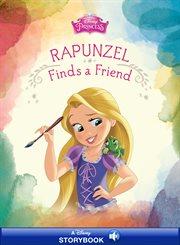 Rapunzel finds a friend cover image
