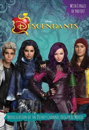 Descendants: a novelization cover image