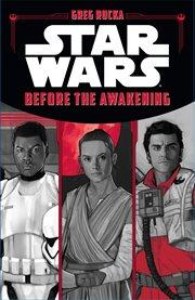 Star Wars: before the awakening cover image