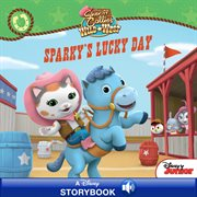 Sparky's lucky day cover image