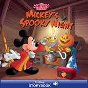 Mickey's spooky night cover image