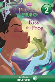 Kiss the frog cover image