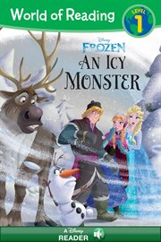 An icy monster cover image