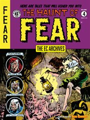 The haunt of fear. Issue 19-24 cover image