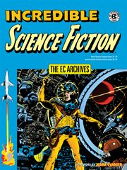 Incredible science fiction. Issue 30-33 cover image