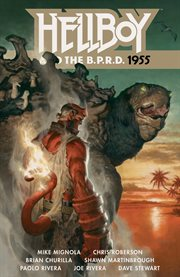 Hellboy and the B.P.R.D., 1955. Issue 1-3 cover image