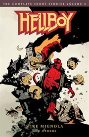 Hellboy: the complete short stories vol. 2 cover image