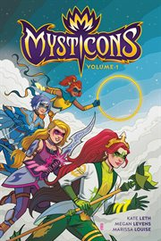 Mysticons. Volume 1 cover image
