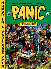 Panic. Volume 2, issue 7-12 cover image