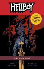 Hellboy. Volume 9 (2ND ED.... The wild hunt cover image