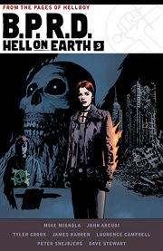 B.p.r.d. hell on earth: book 3. Issue 7-9 cover image